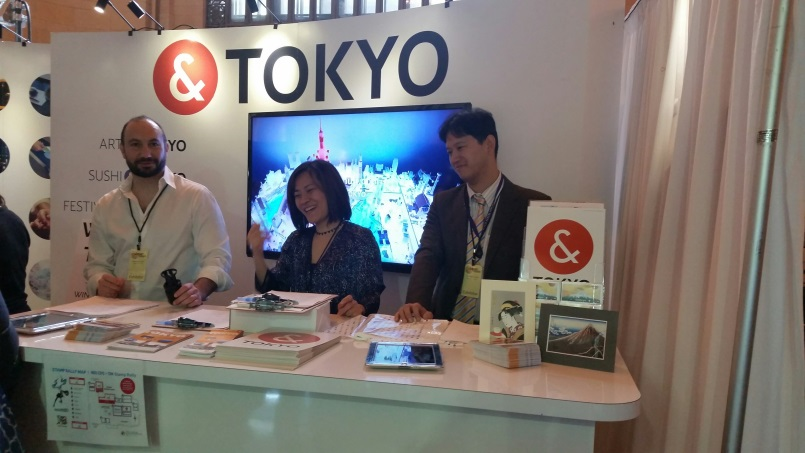 Tokyo-booth